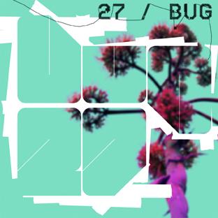 Bug Band 27 Band Split Vinyl Cover Artwork Bugbuam