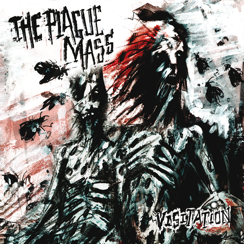 The Plague Mass Band Visitation Cover CD