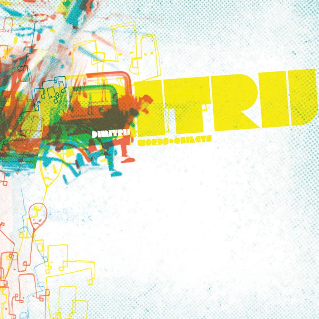 Dimitrij Band Music Cover Artwork