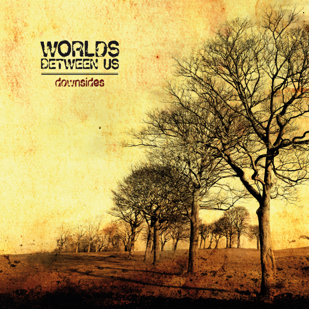 Worlds Between us Band AUstria Cover Artwork CD