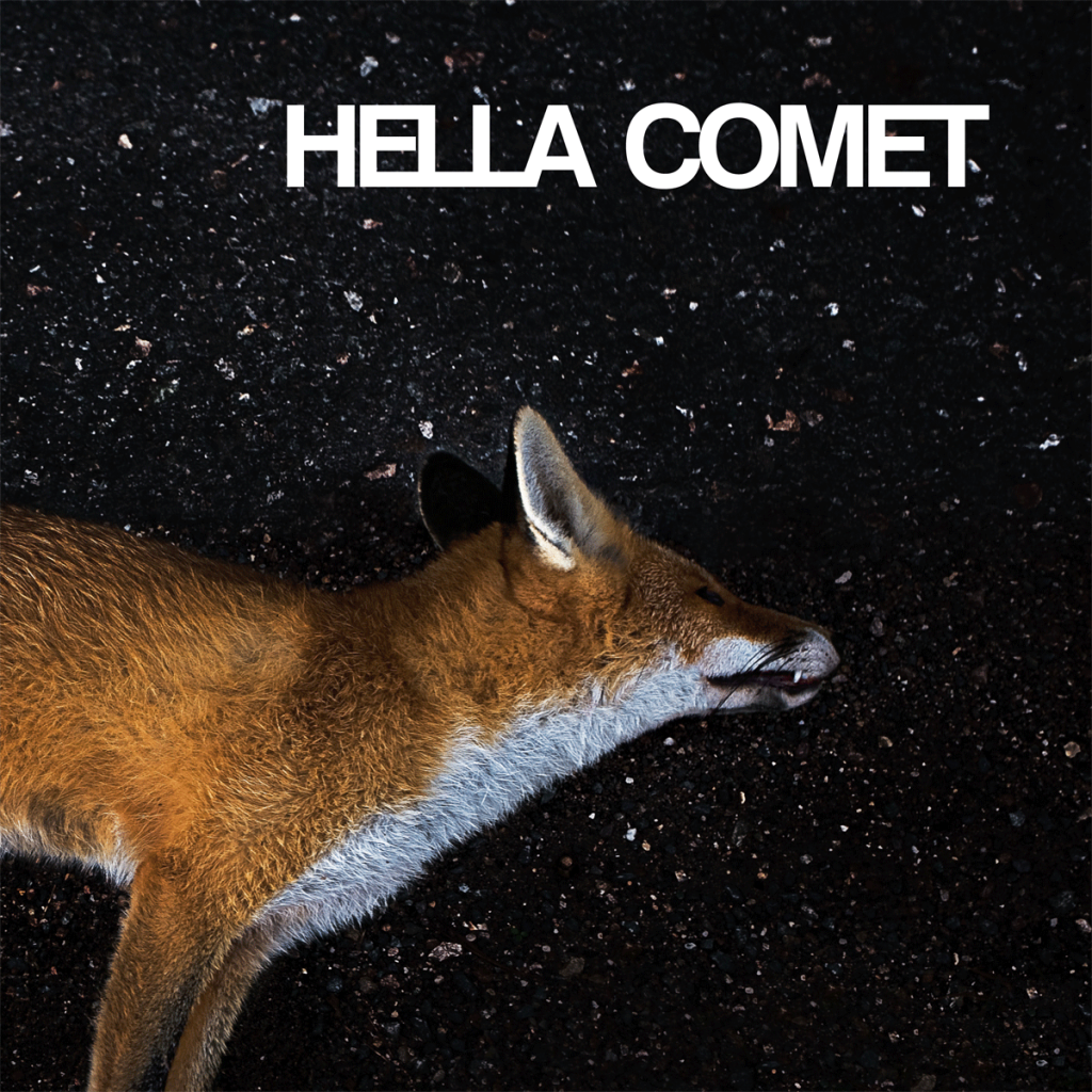 Hella Comet Band Music Austria Vinyl Single Artwork