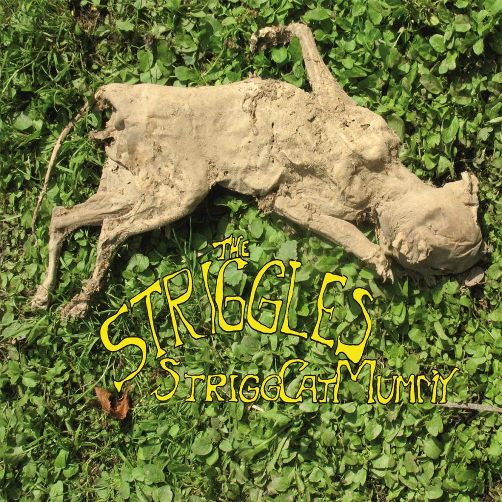 The Striggles Band Music Austria Striggcatmummy Album Artwork