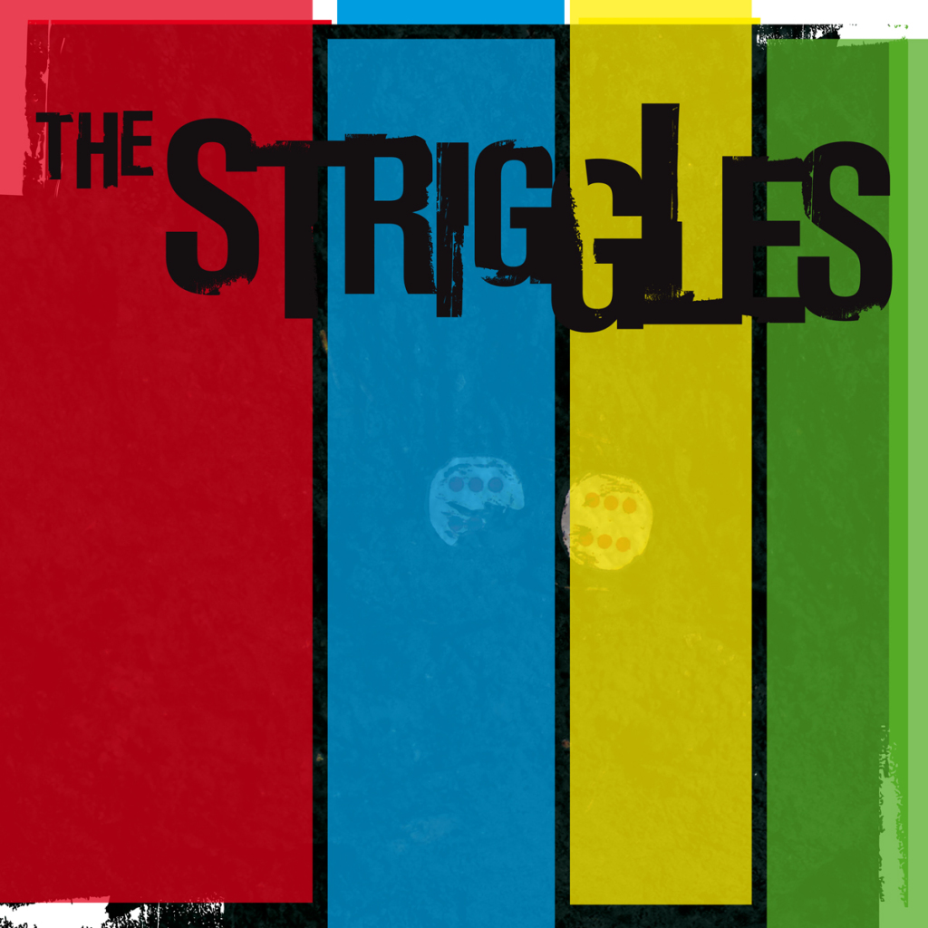 The Striggles Band Austria Music Special Edition Vinyl Artwork Woodbox Game