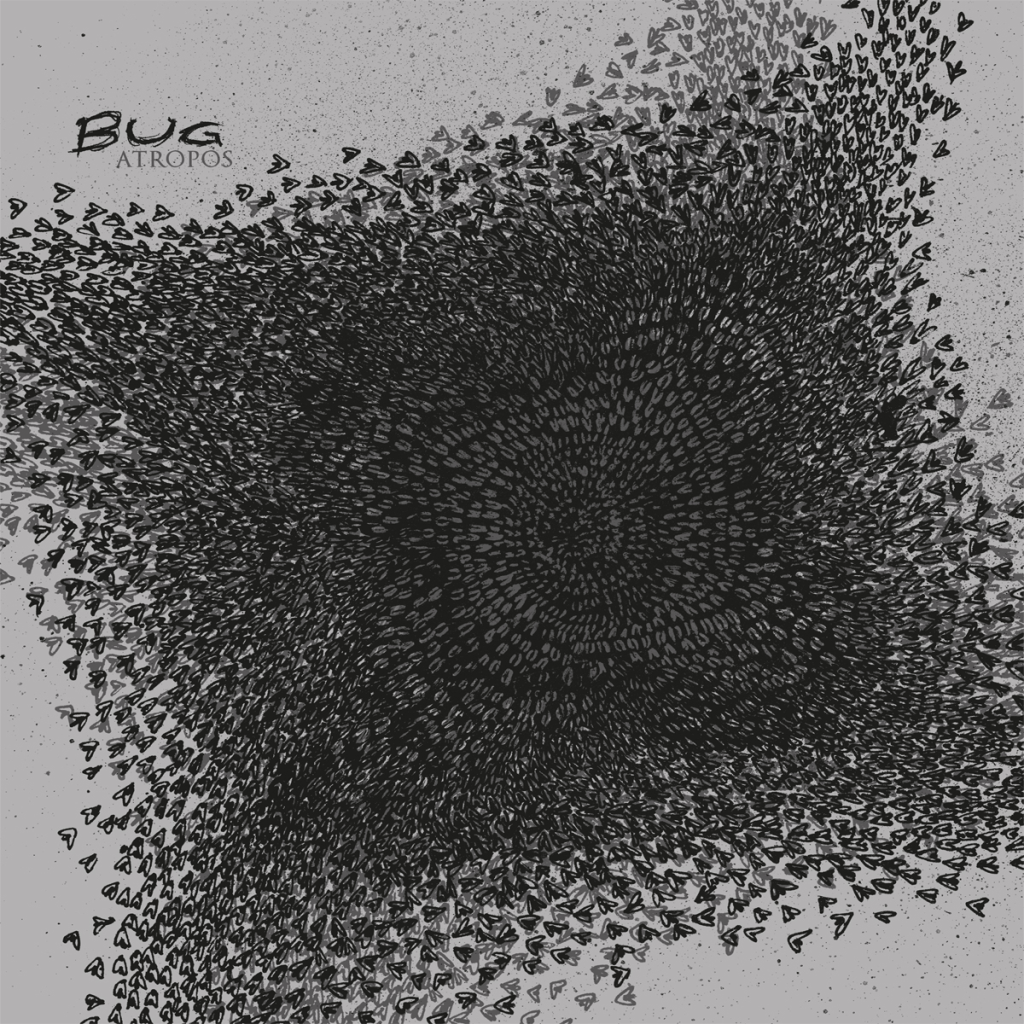 Bug Band Music Atropos Album Artwork Bubuam Austria