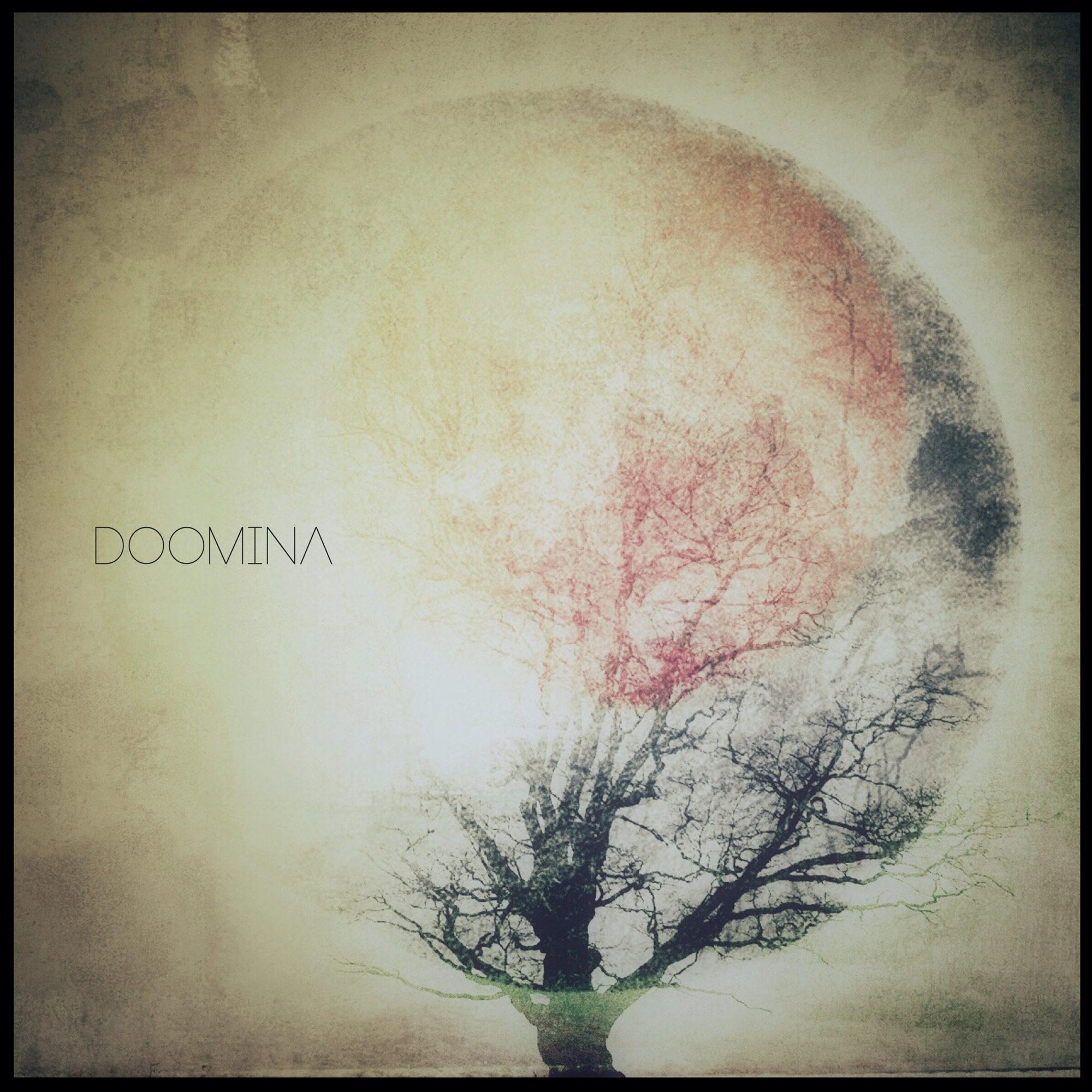 Doomina Band LP Cover Music Vinyl