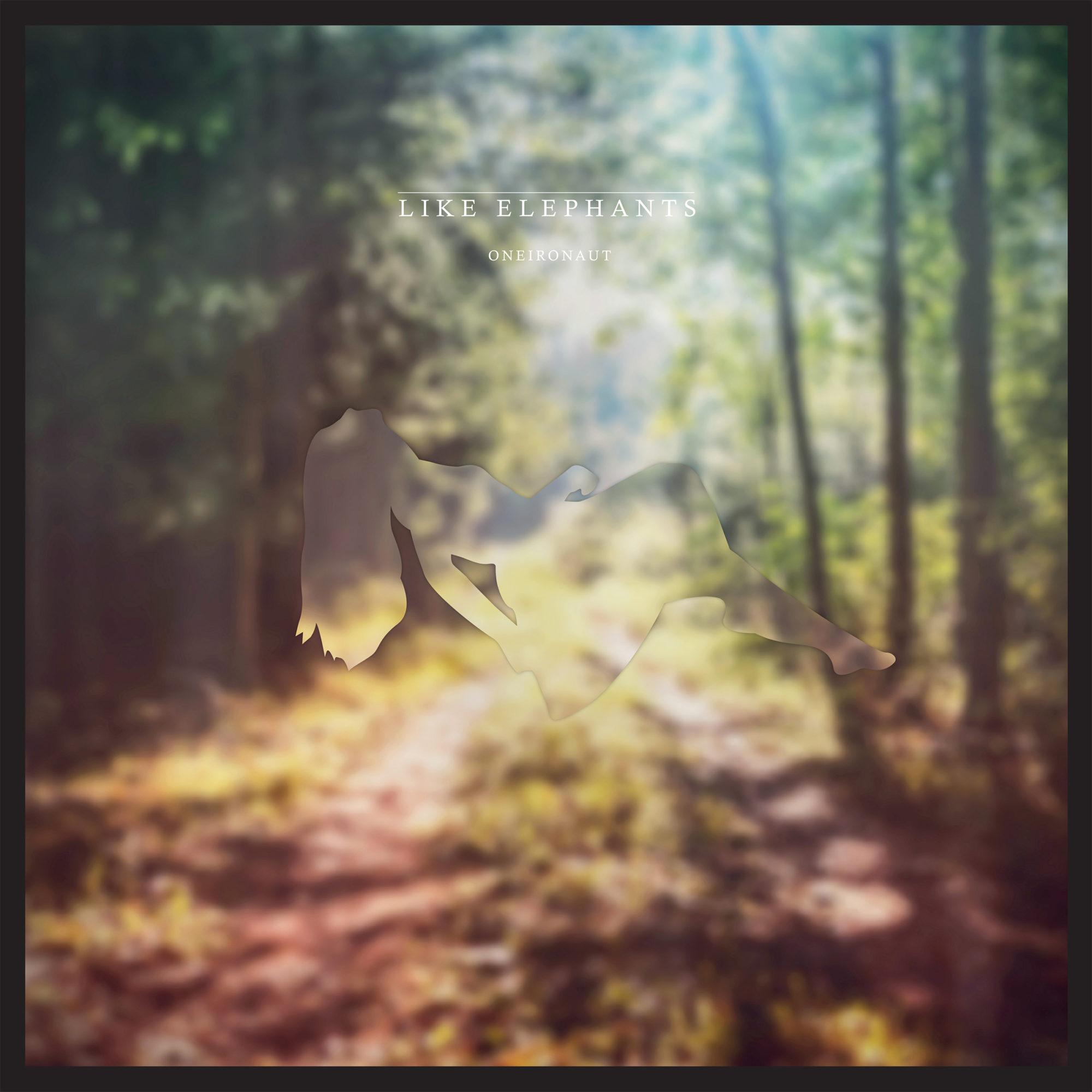 Like Elephants Band Oneironaut Album Vinyl Cover Artwork Music Austria