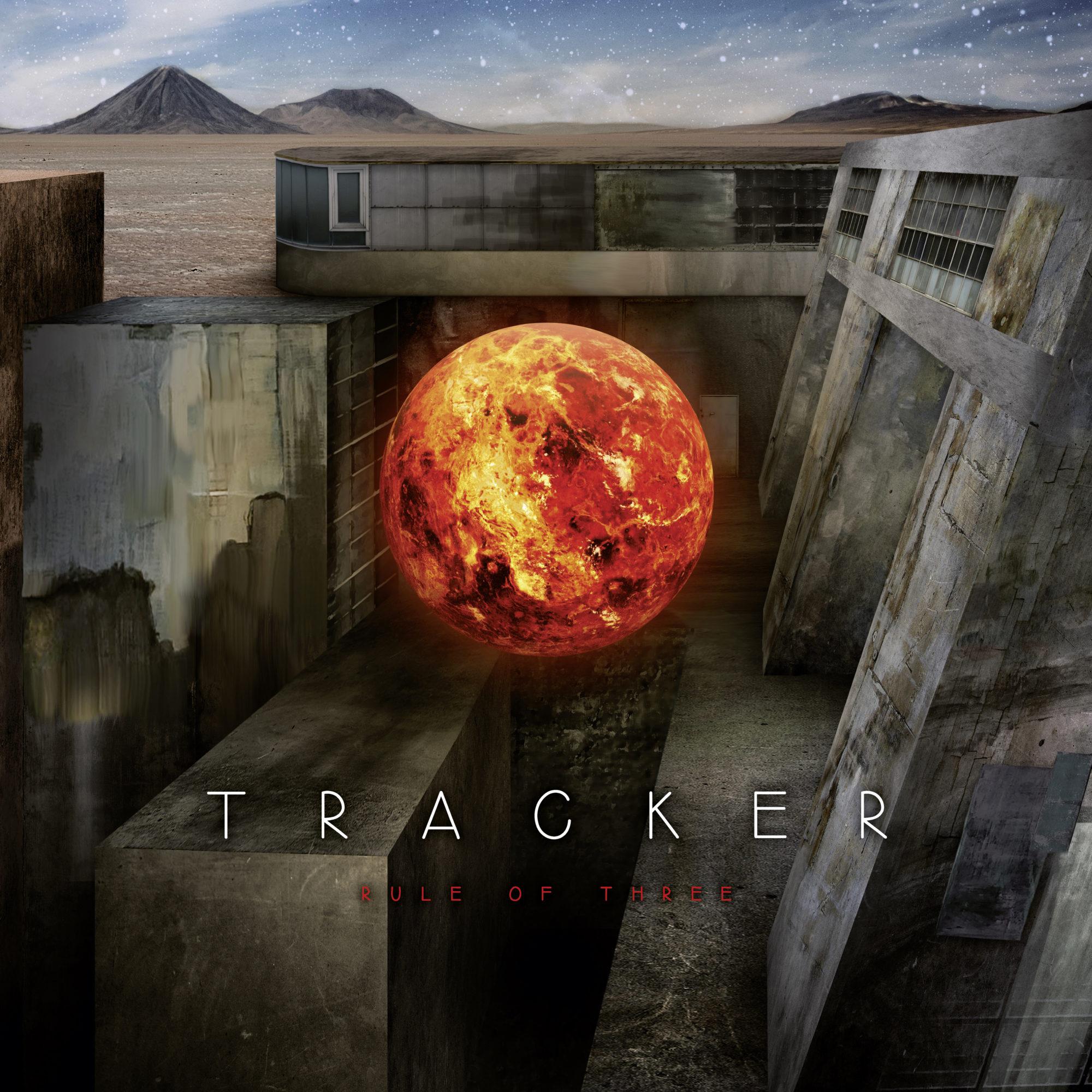 Tracker Band Music Rule of Three Album Cover Artwork Austria