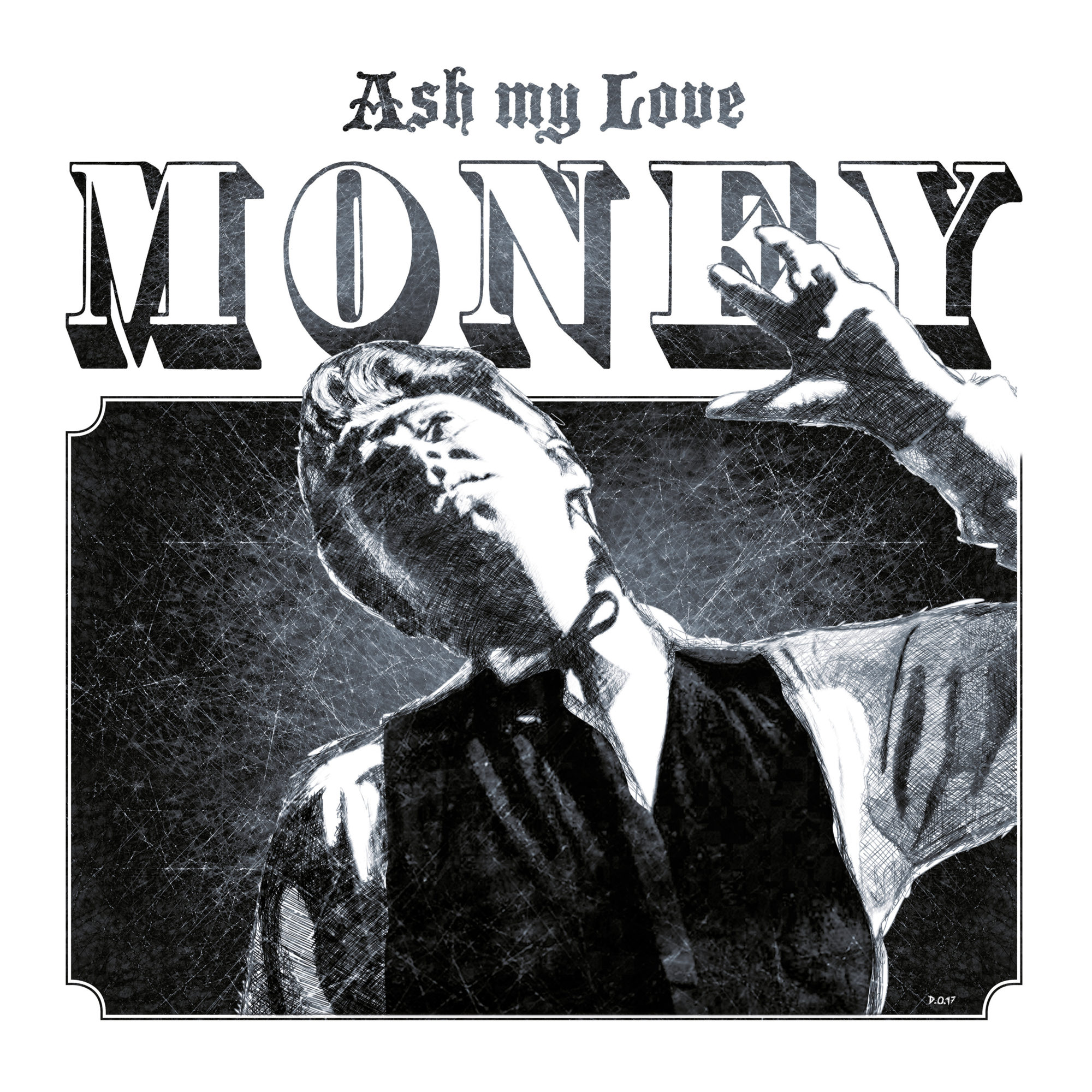 Ash My Love Band Money Album Cover Artwork Music Austria