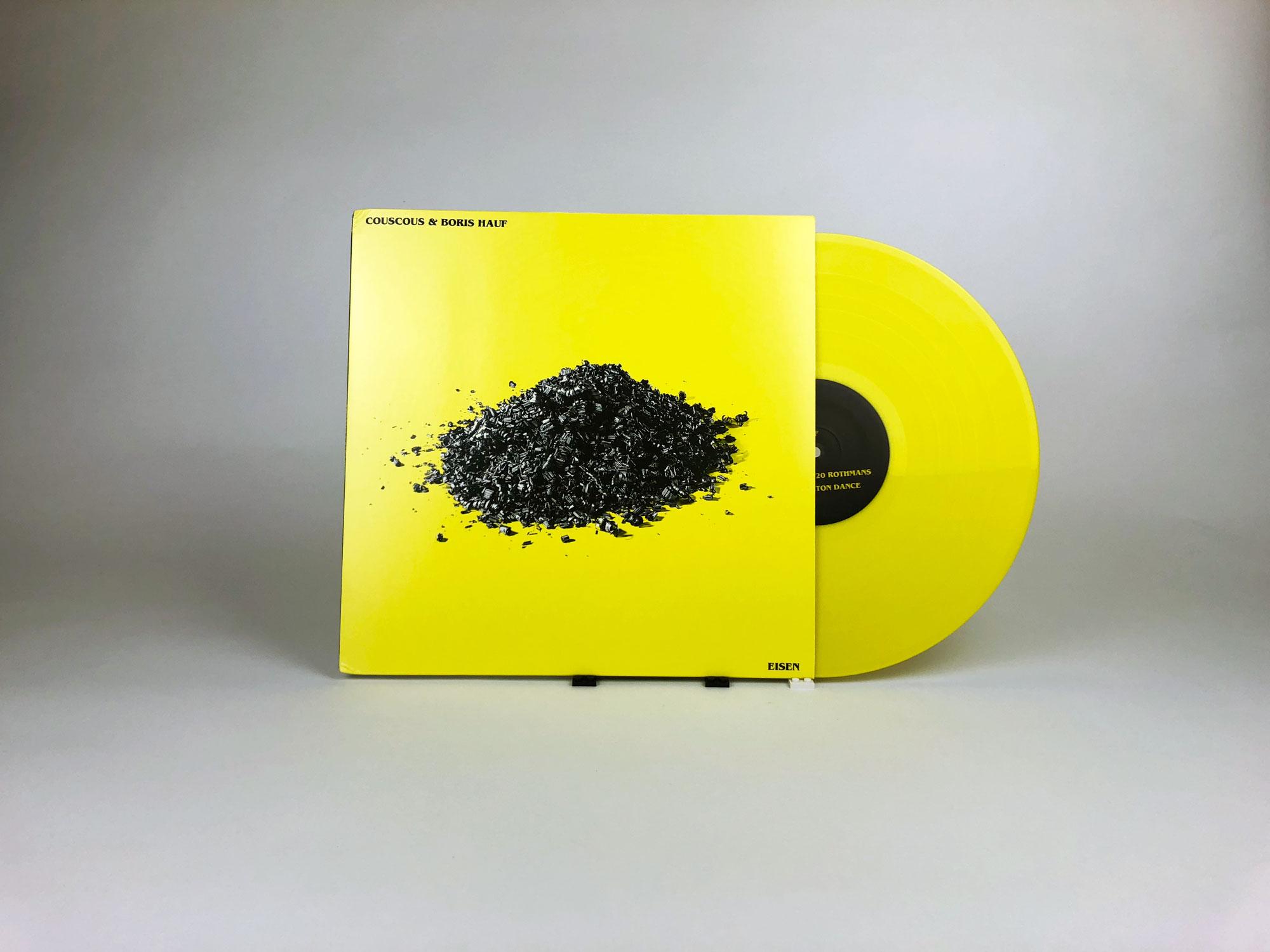 Couscous Band Vinyl Artwork
