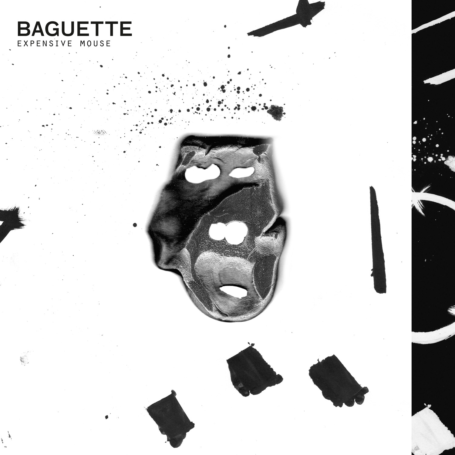 Baguette Band Music Austria Expensive Mouse Album Cover Artwork