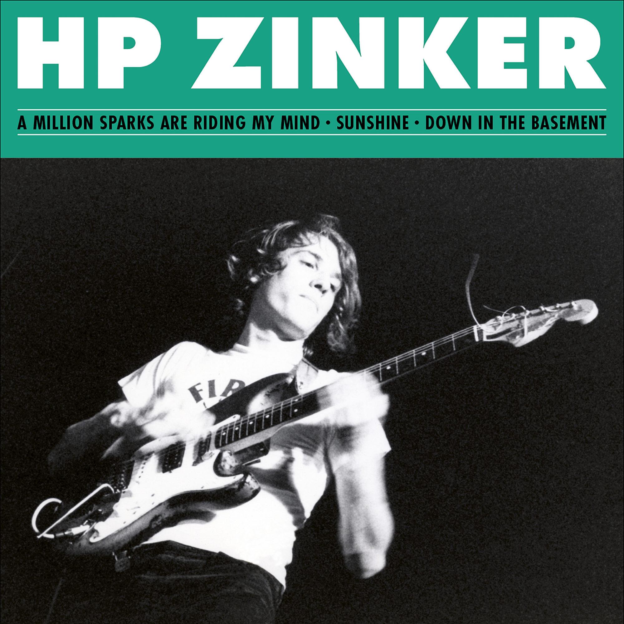 Hp Zinker Band Singlesbox Special Limited Edition Vinyl Austria Platzgumer Artwork