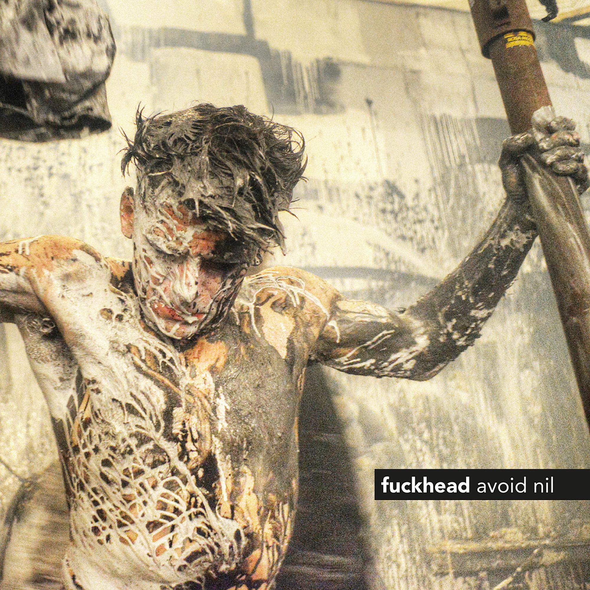 Fuckhead Band Music Austria Avoid Nil Single Cover Artwork