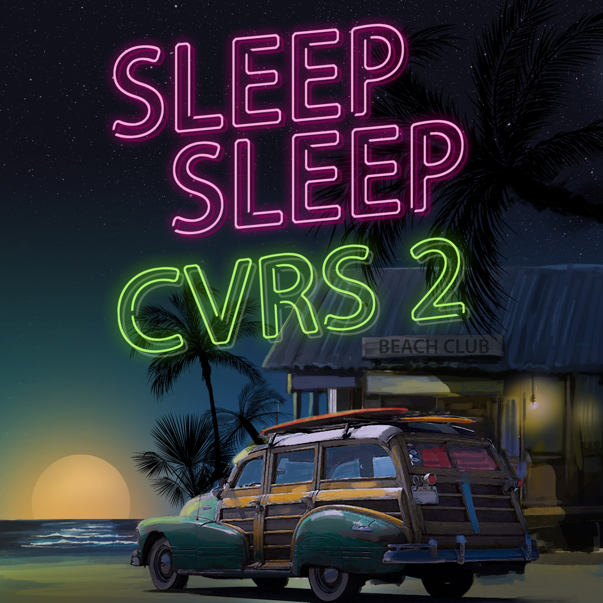 Sleep Sleep Band Music Austria cvrs 2 Artwork