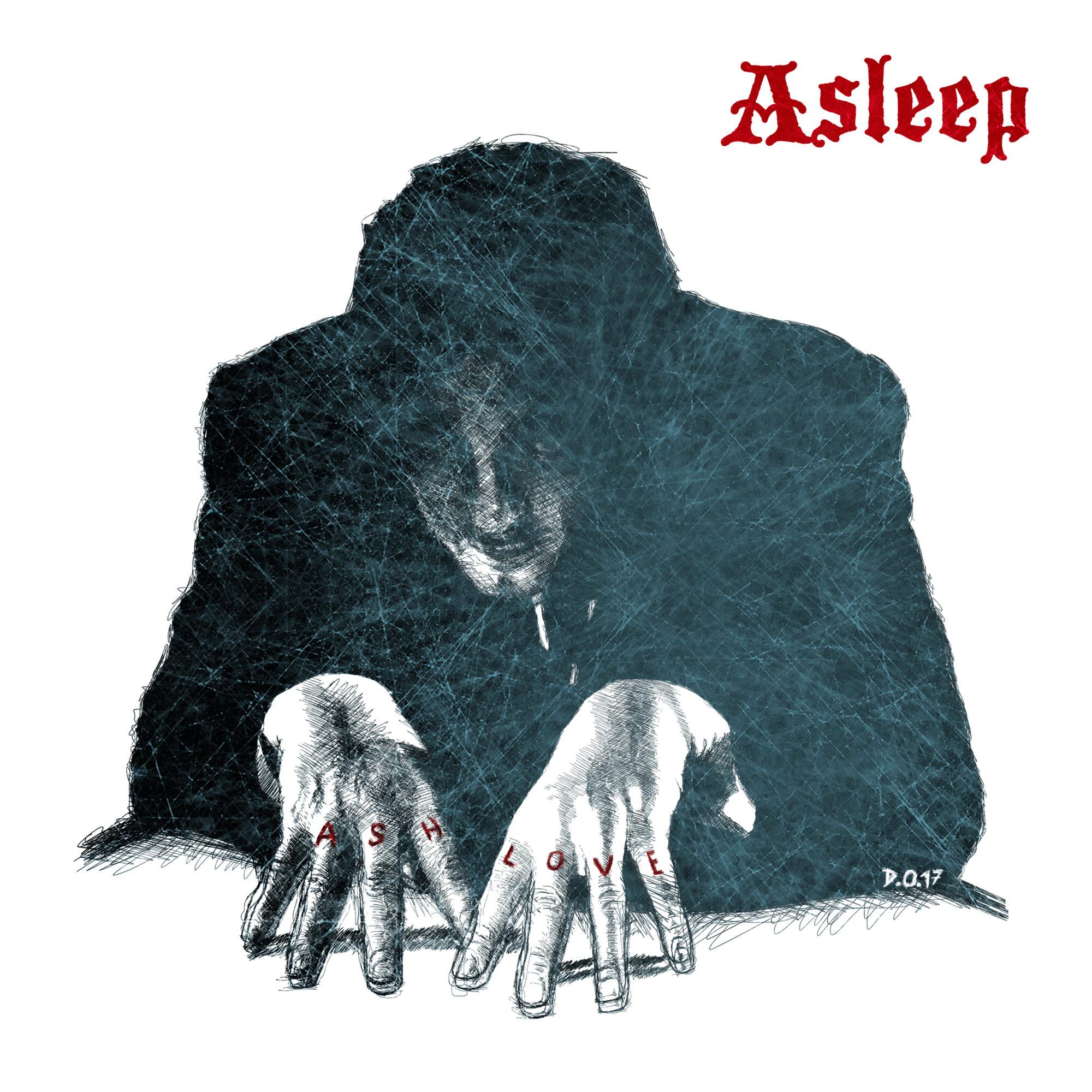 Ash my Love band music Austria Asleep single artwork