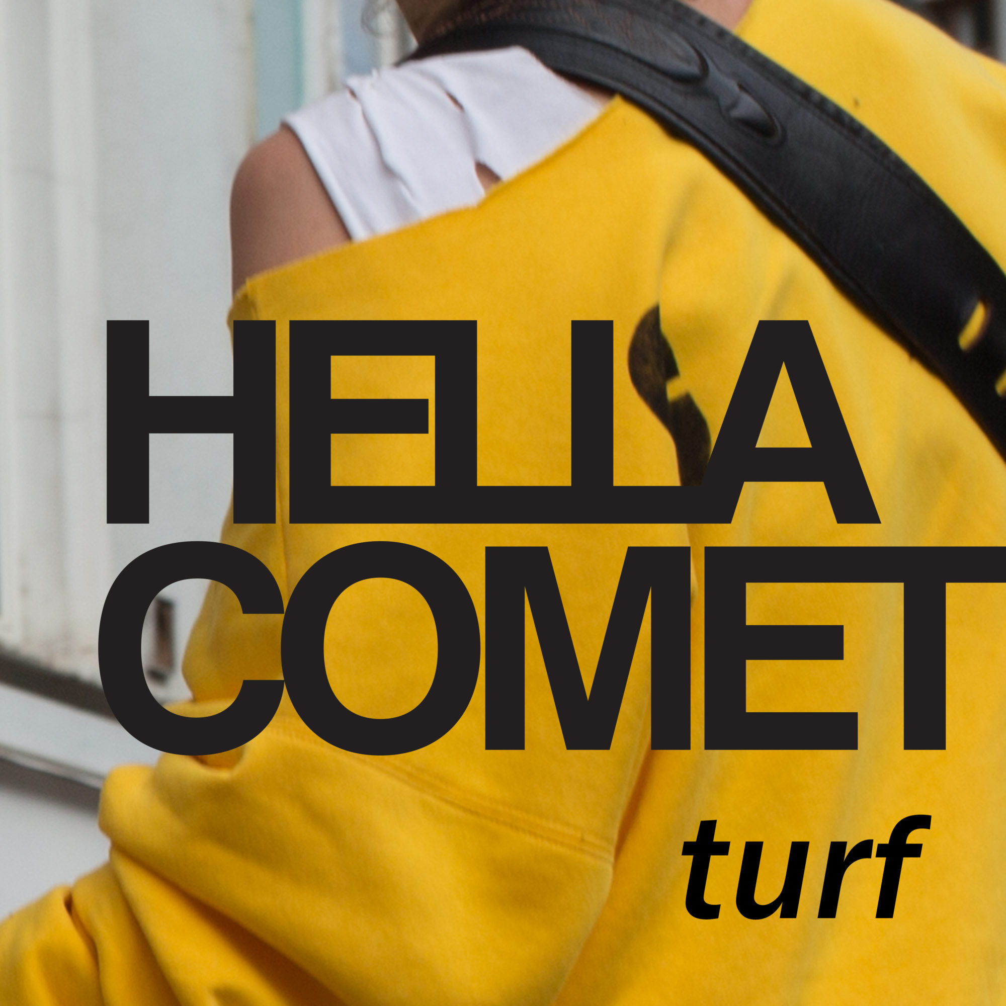 Hella Comet Band Music Austria Single Turf Cover Artwork