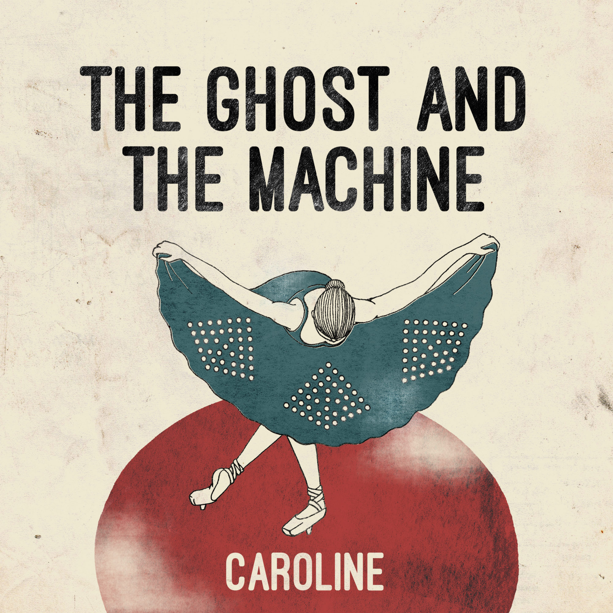 The Ghost and the Machine Band Caroline Single Artwork