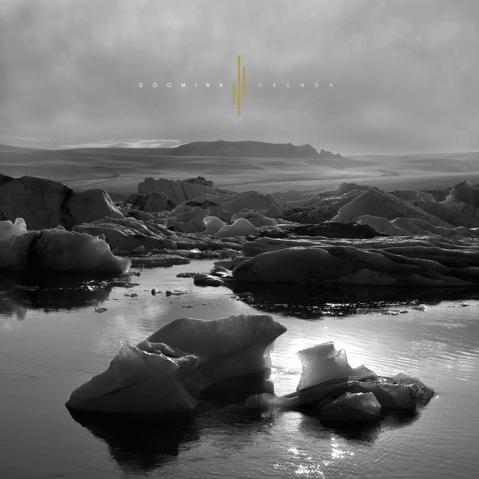 Doomina Band Music LP Cover Orenda Album