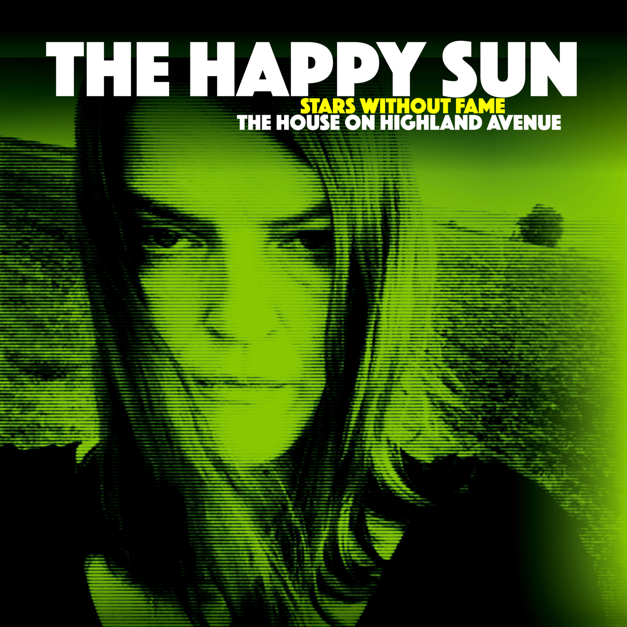 The Happy Sun Band Stars without Fame EP Cover