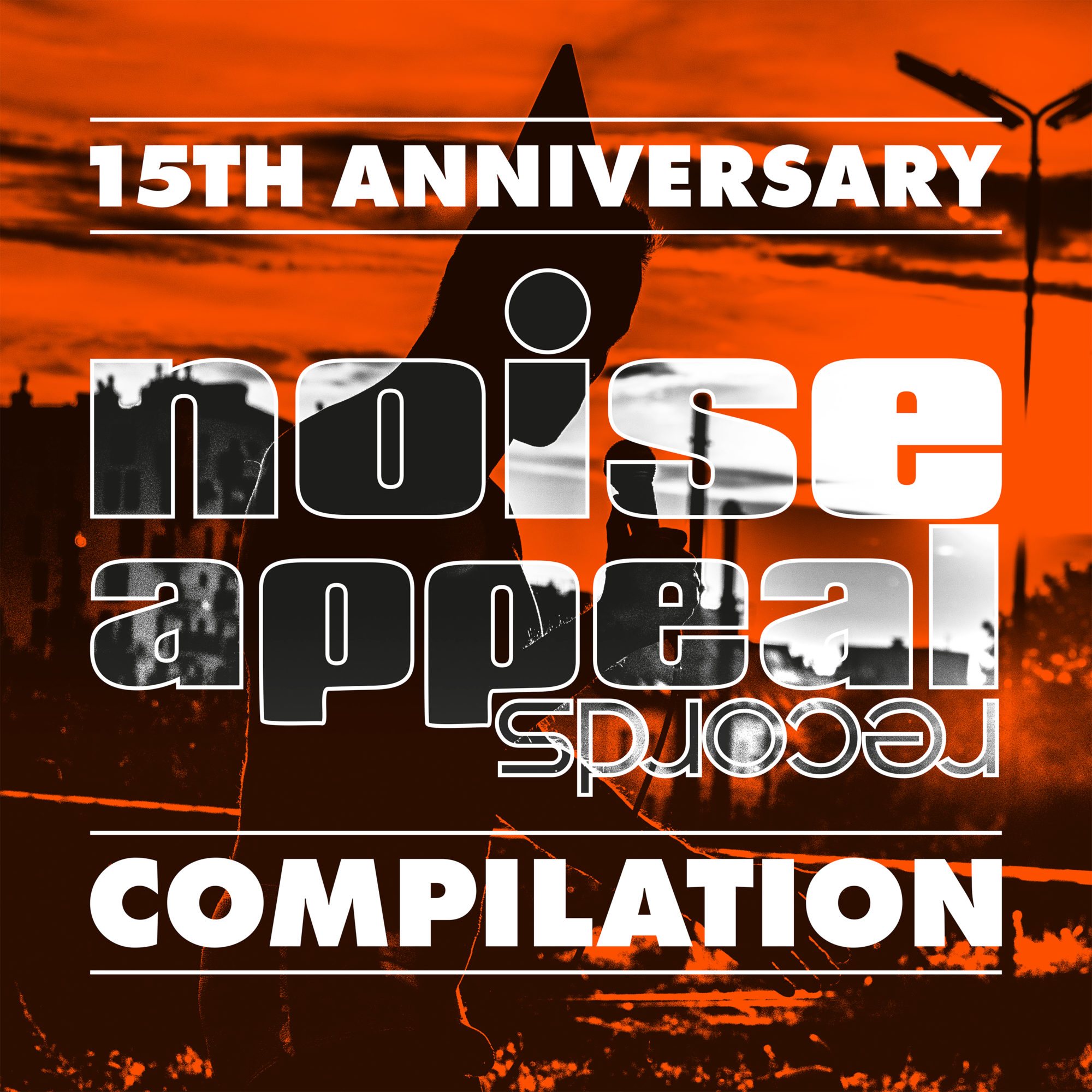 Noise Appeal Records Bands Compilation Cover