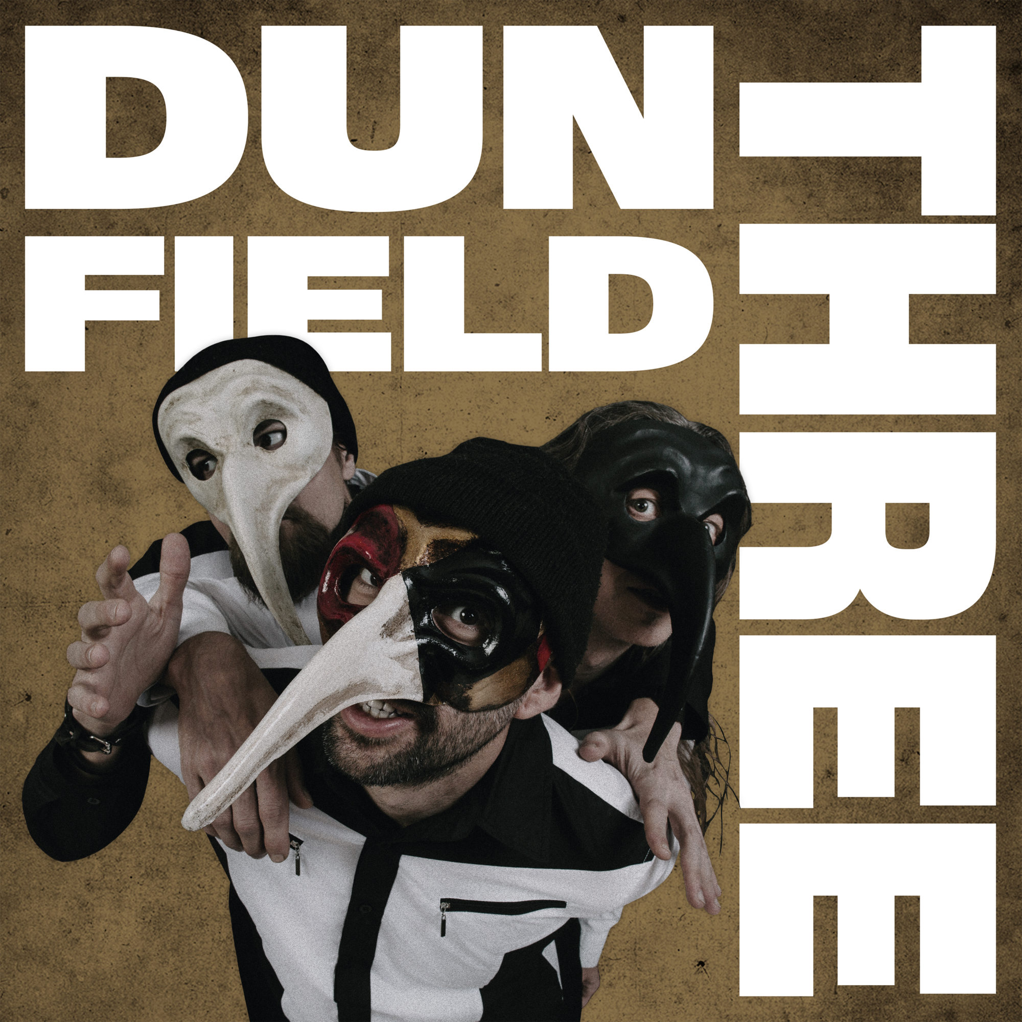 Dun Field Three Band LP Cover