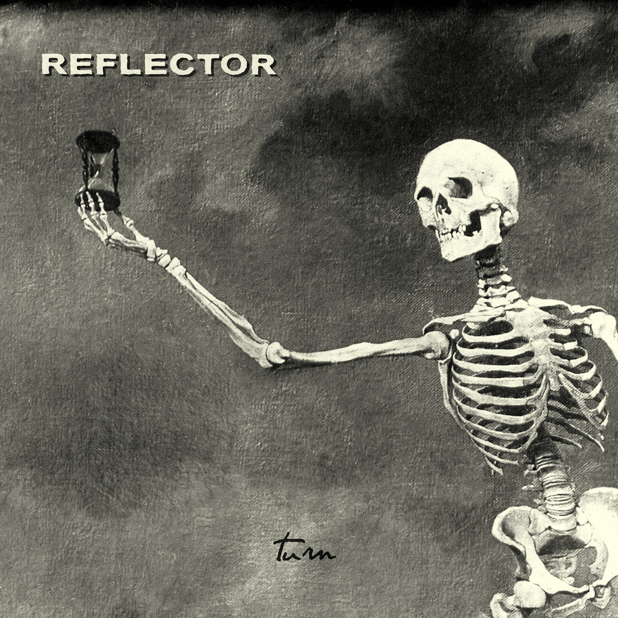 Reflector Band Turn LP Cover