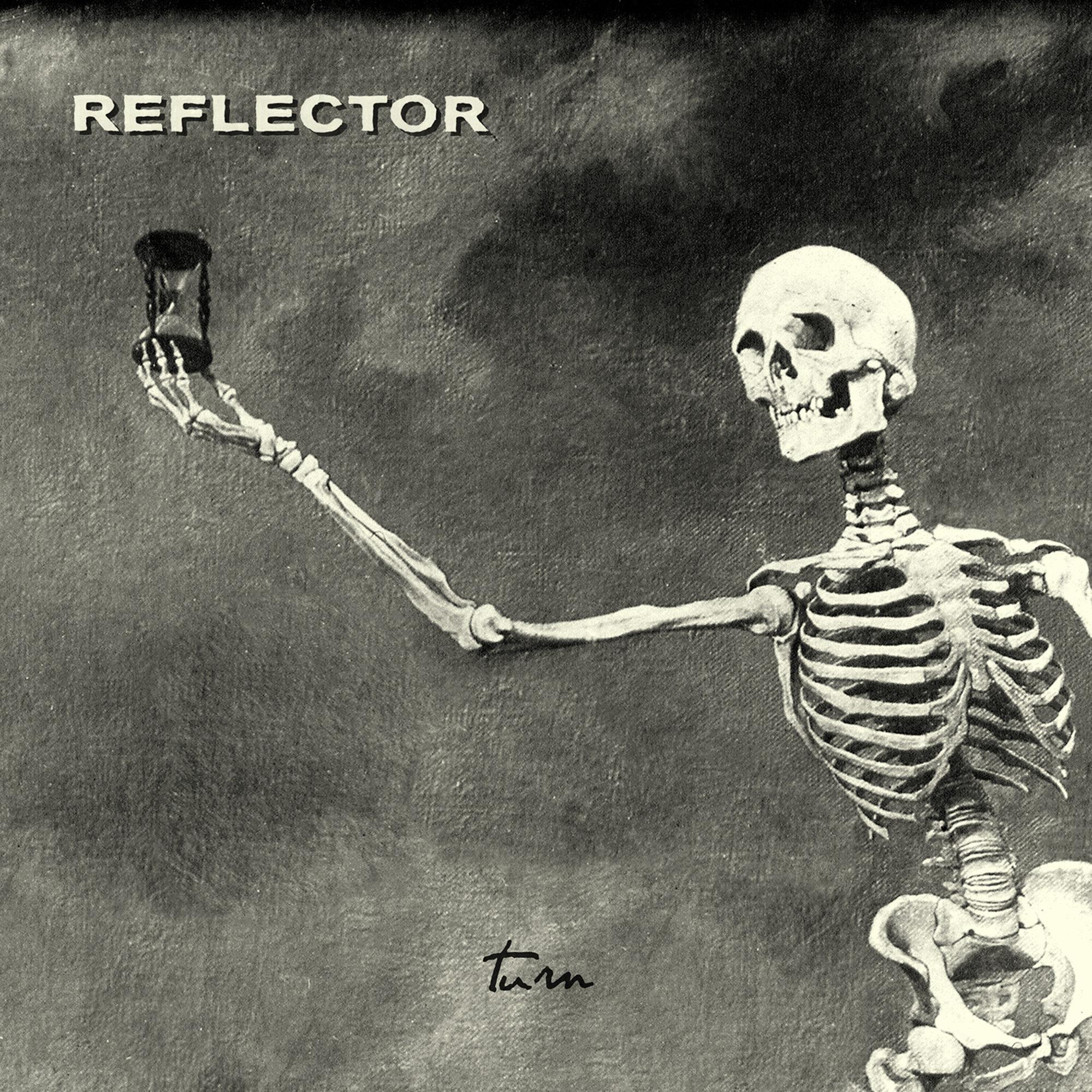 Reflectir Band Music Turn LP Cover