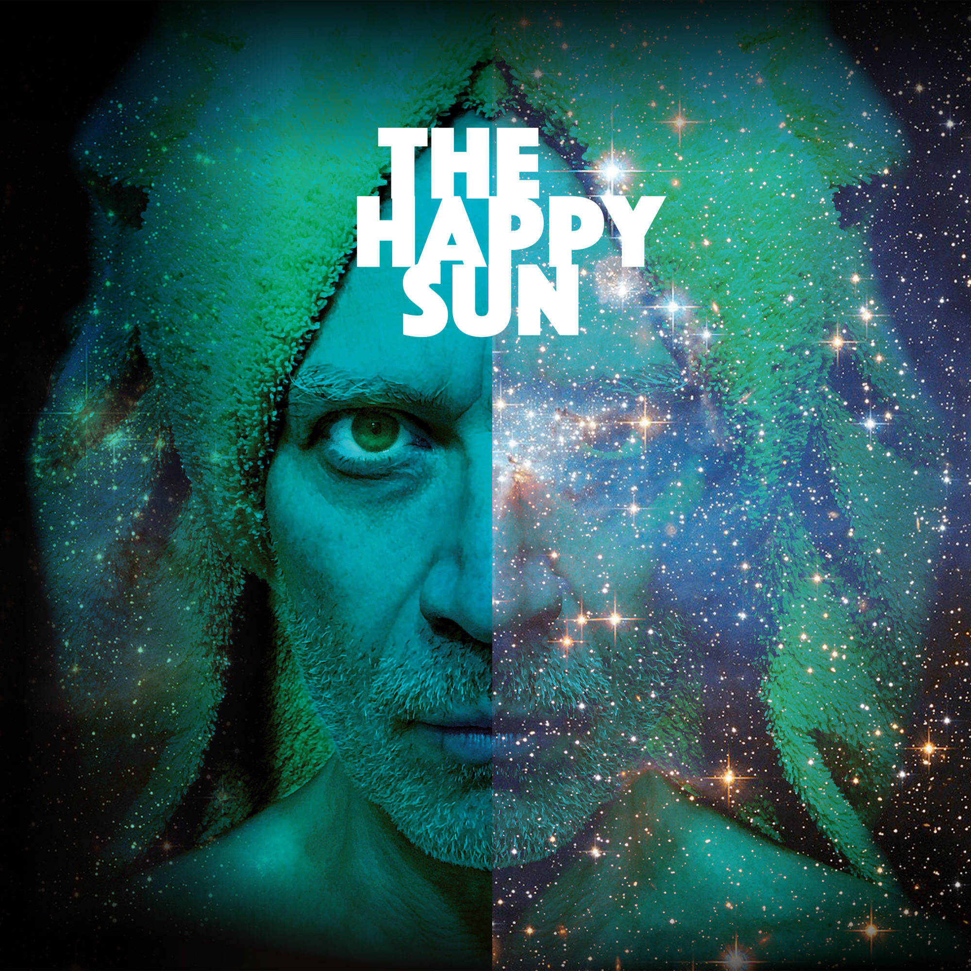 The Happy Sun Band LP Cover