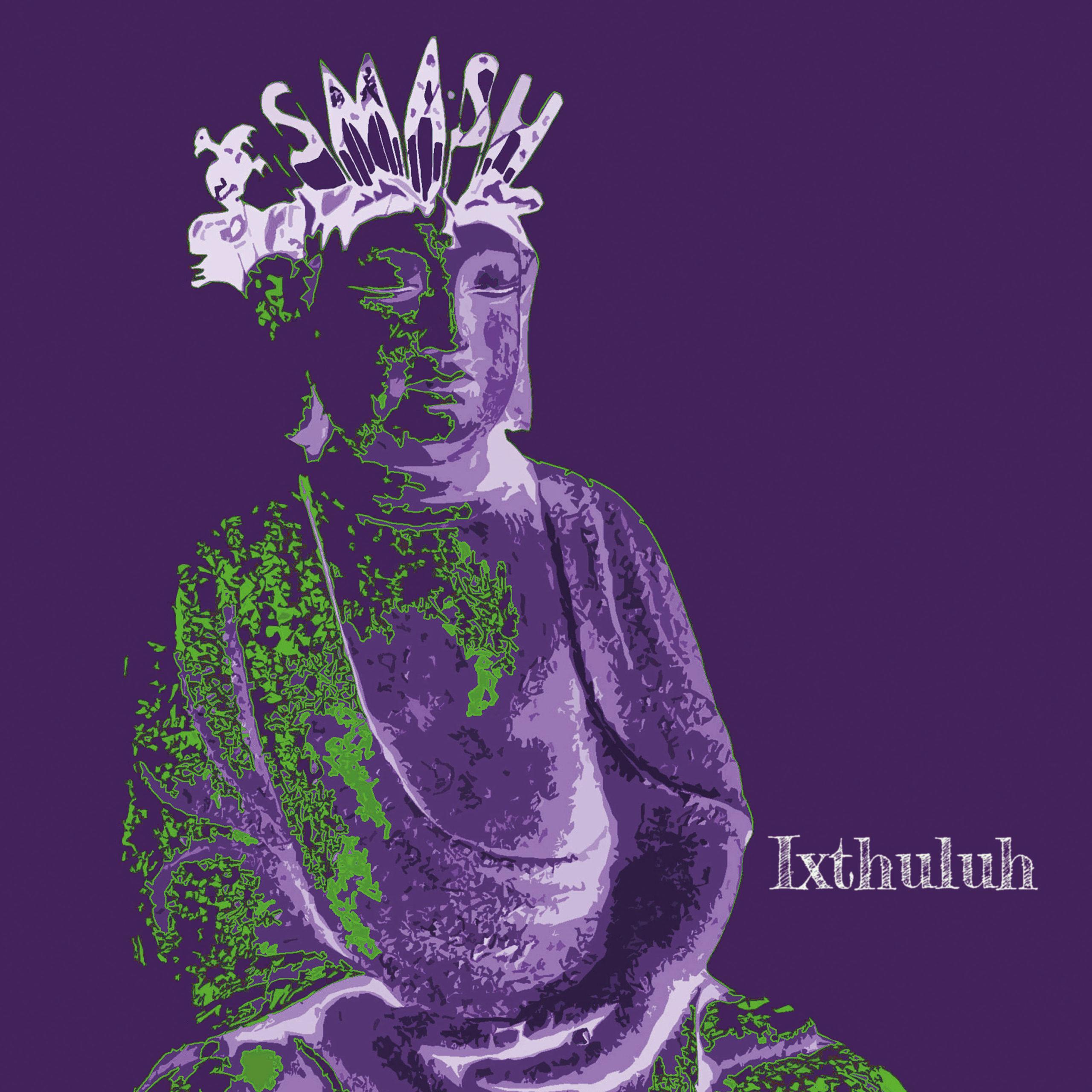 Ixthuluh Smash Album Cover Vinyl Artwork Austria Music