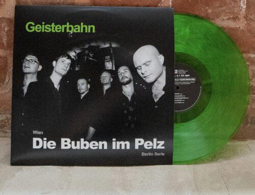 Happy Releaseday: Die Buben im Pelz – Geisterbahn / Zweitpressung